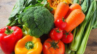 老化をくいとめるのは緑黄色野菜